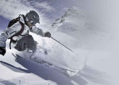 Alpine Skiing and Snowboard